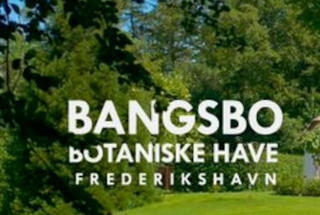 Særrundvisning i Bangsbo Botaniske Have