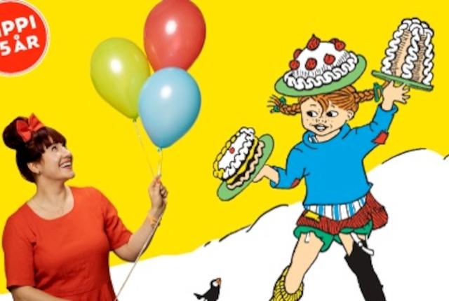 Pippis Fødselsdagsshow