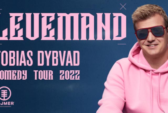 Tobias Dybvad 2022 - Levemand