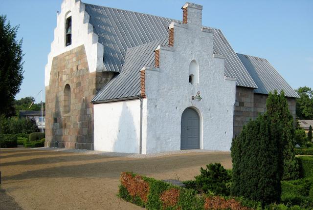 Morgensang i Laurbjerg Kirke