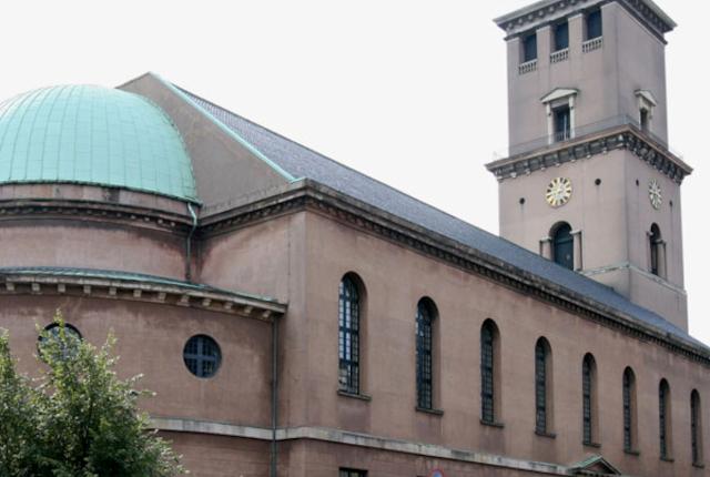 Gudstjeneste: Morgenandagt v/ Steffen Ringgaard Andresen
